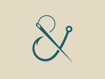 Needle & Hook Ampersand