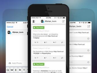 Buffer for iOS