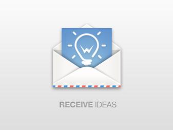 Step 2 - Receive Ideas