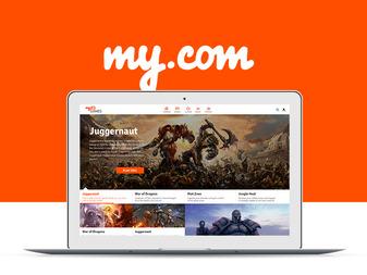 My.com games