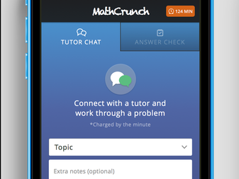 MathCrunch UI