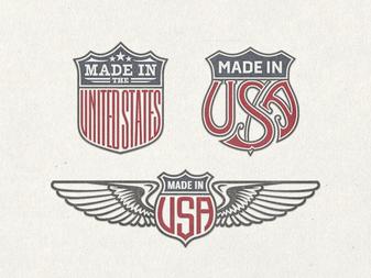 »US Trade Emblems« Vector Bundle No.1 ...