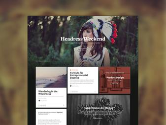Medium Homepage Exploration