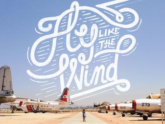 Fly Like the Wind