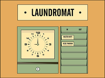 Laundromat 2